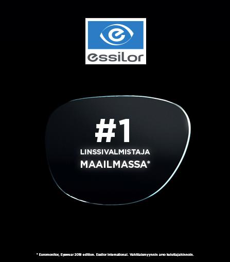 Essilor – silmälasilinssien ykkönen
