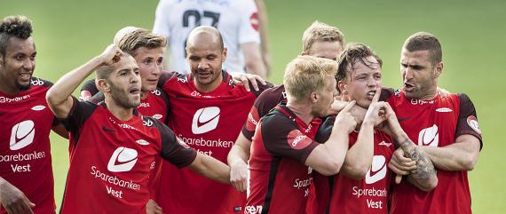Vi er offisiell leverandør av godt syn til norsk toppfotball!