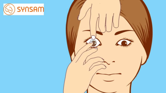 10 tips til deg som bruker kontaktlinser
