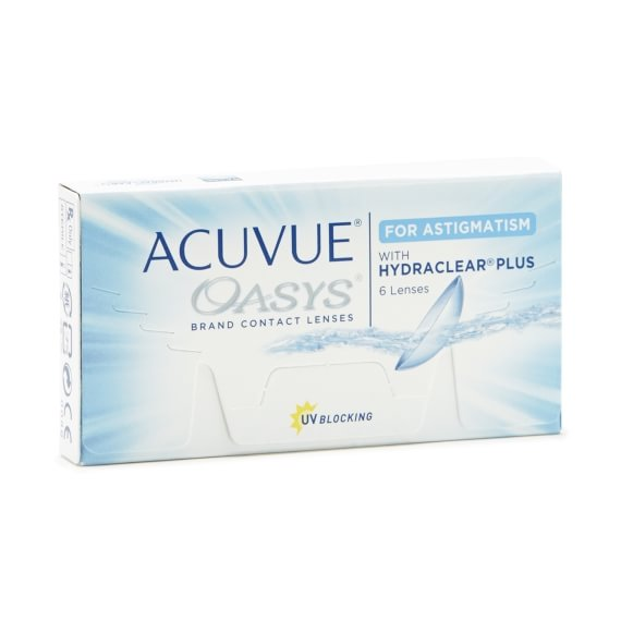 Acuvue Oasys for Astigmatism 6/laatikko