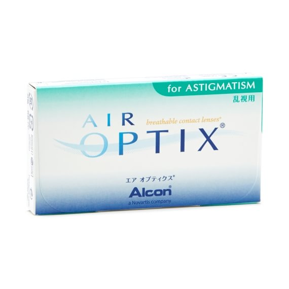 Air Optix for Astigmatism 6 stk/pk