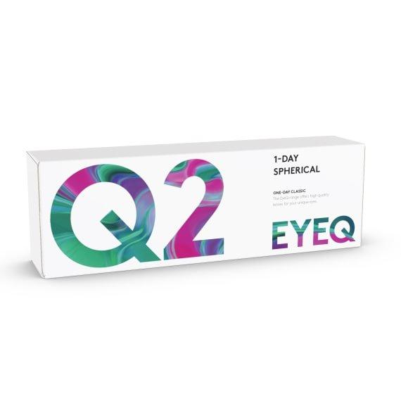 EyeQ One-Day Classic Q2 30 stk/pk