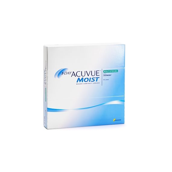 1-Day Acuvue Moist Multifocal 90 linser