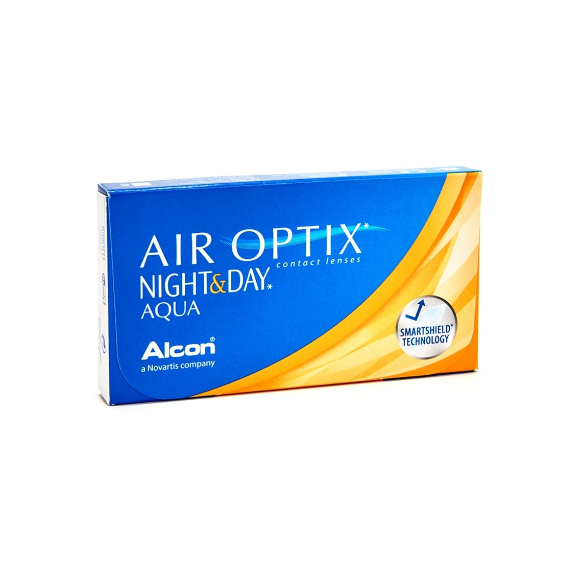 Air Optix Night&Day Aqua 6 stk/pk