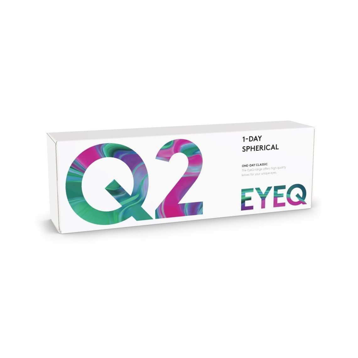 EyeQ One-Day Classic Q2 30 stk/pk