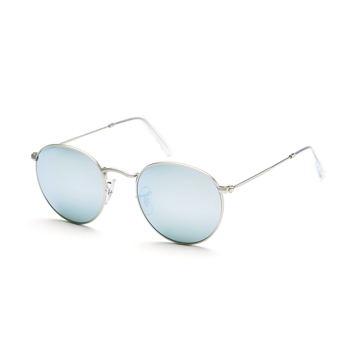 Ray-Ban Round metal flash lenses RB3447 019 30 50 - Synsam 6403991337d44