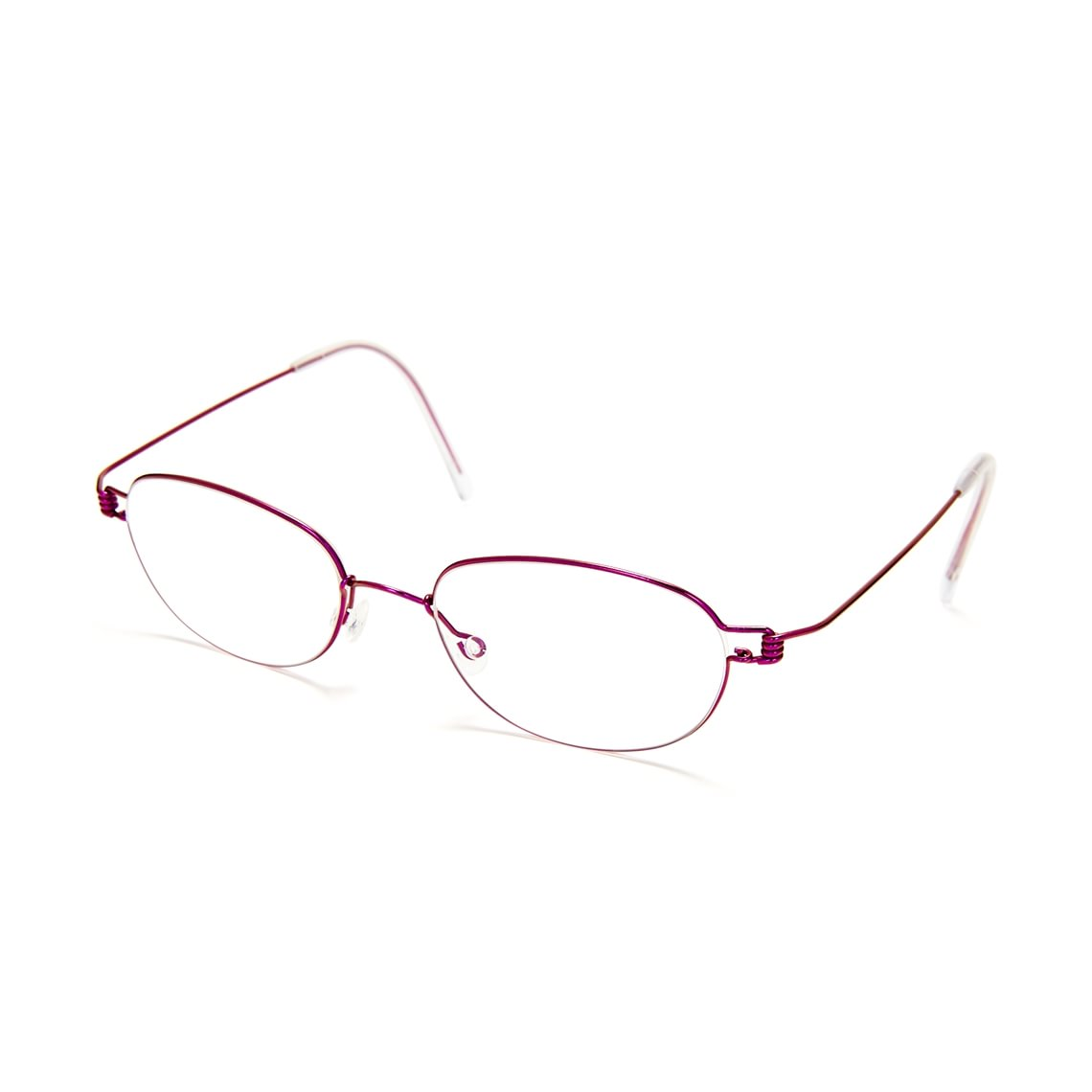 Lindberg Rim Randy temple round wide P75
