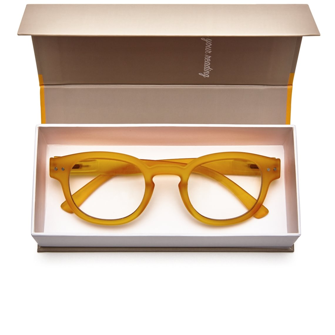 Readers Pantos Yellow