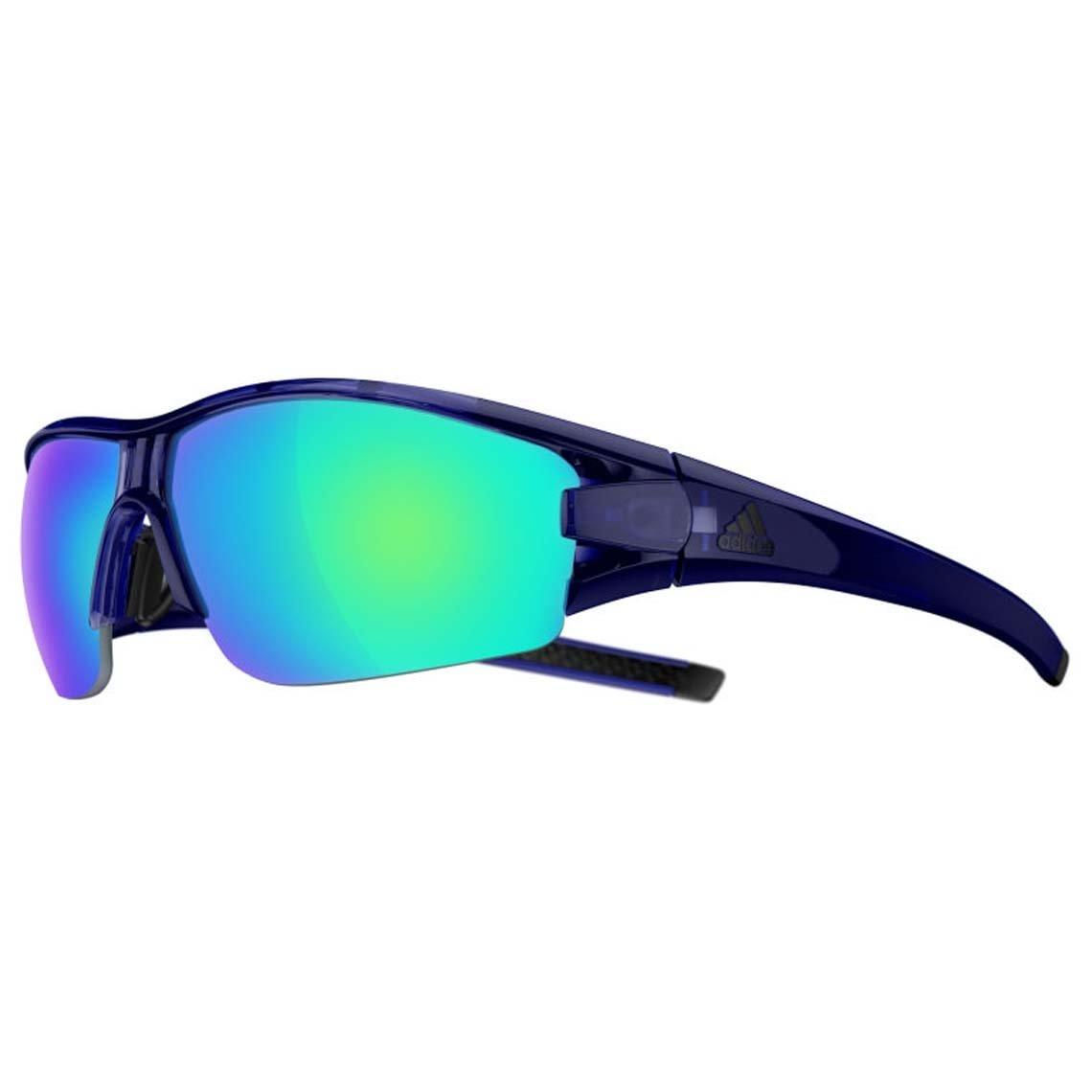 Adidas Evil Eye Halfrim Pro Large Blue Mirror AD08/75 4500 00/0L