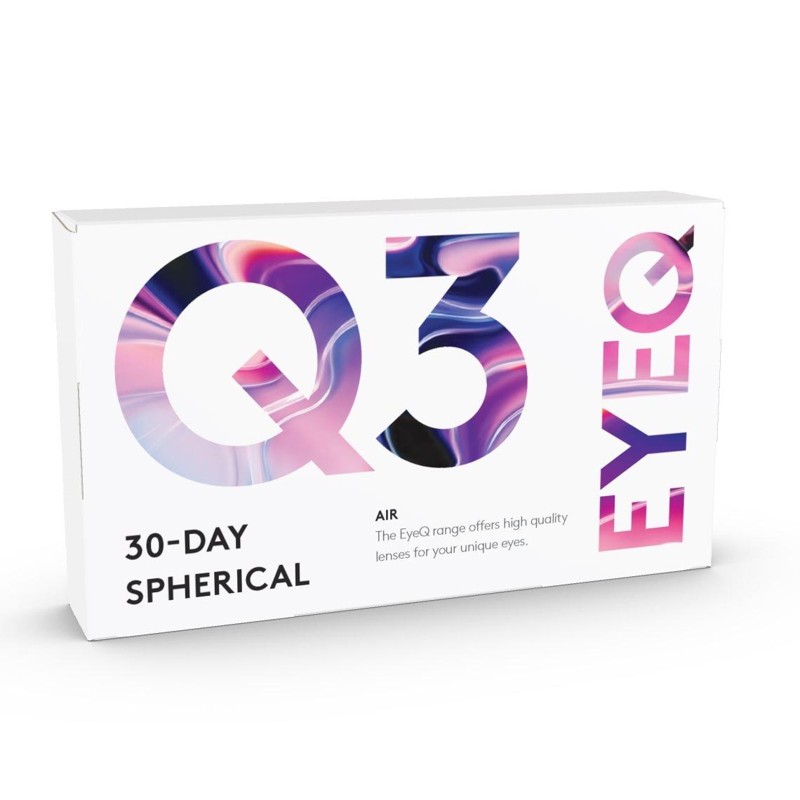 EyeQ Air Q3 6 stk/pk