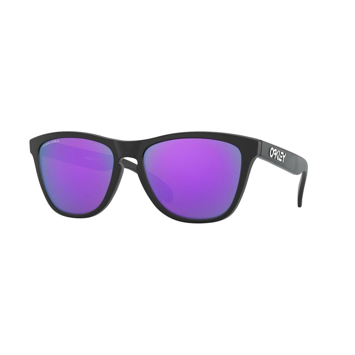 Oakley Frogskins Prizm Violet OO9013-H655