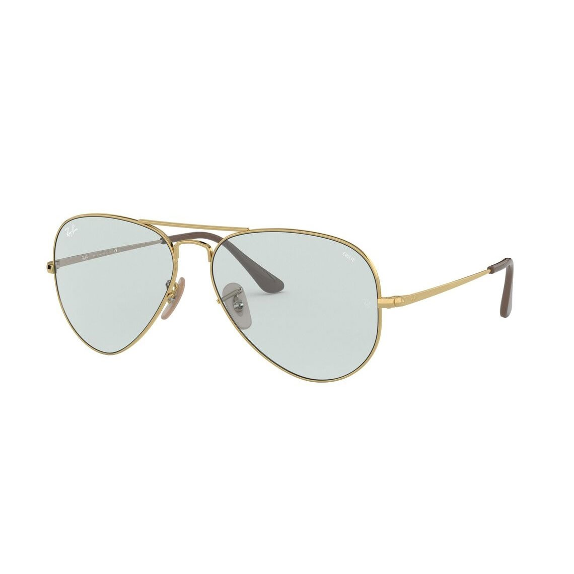 Ray-Ban Aviator Metal II RB3689 Solid Evolve 001/T3 5814