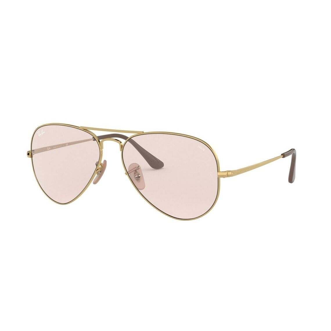 Ray-Ban Aviator Metal II RB3689 Solid Evolve 001/T5 5814