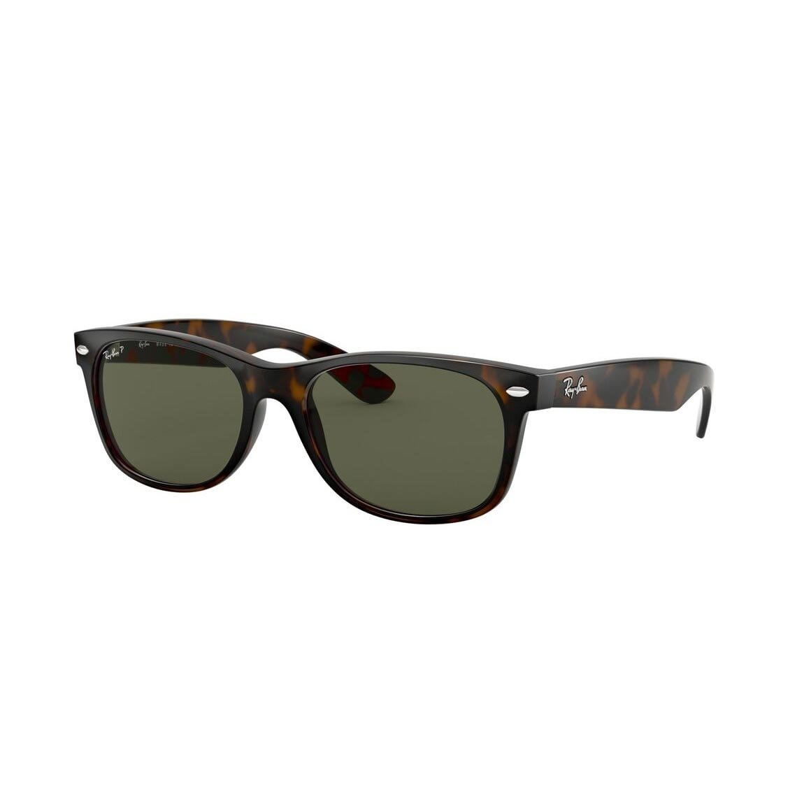 Ray-Ban New Wayfarer RB2132 902/58 52