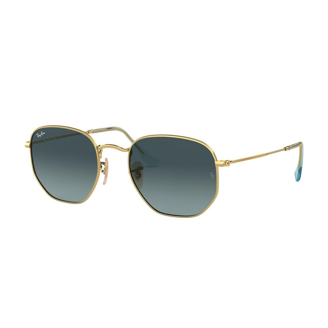 Ray-Ban Hexagonal Flat Lenses RB3548N 91233M 4821