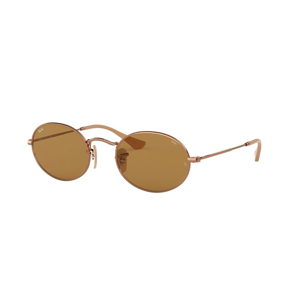 Ray-Ban Oval Washed Evolve RB3547N 91314I 5121