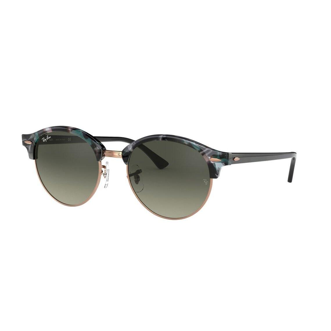 Ray-Ban Clubround Fleck RB4246 125571 5119