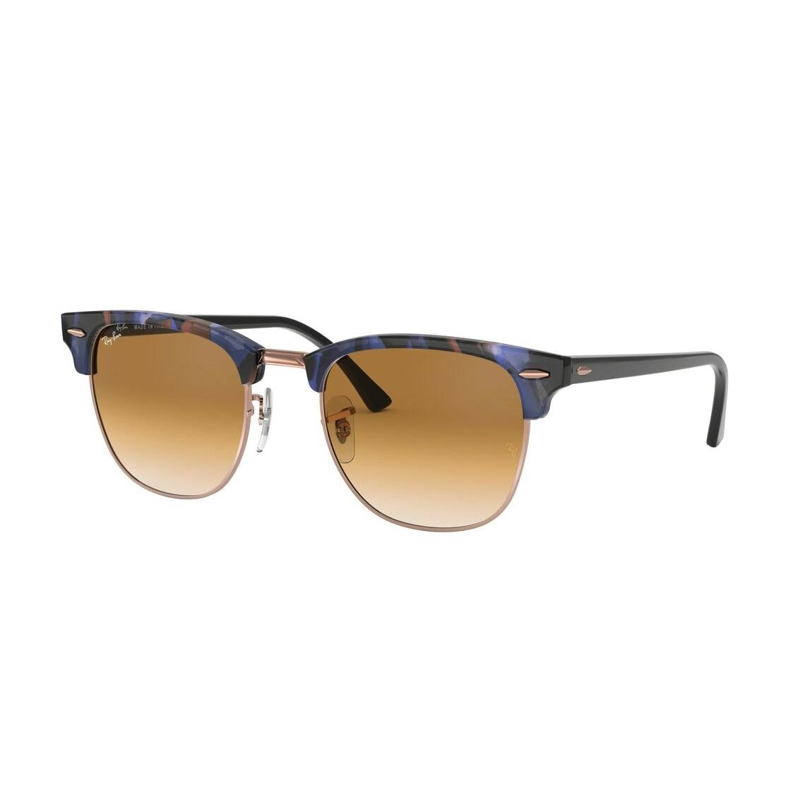 Ray-Ban Clubmaster Fleck  RB3016 125651 5121