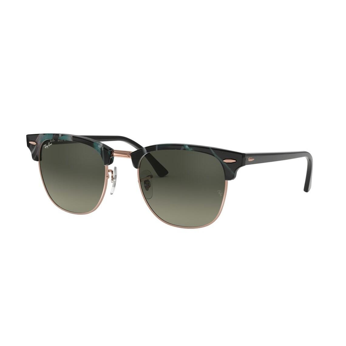 Ray-Ban Clubmaster Fleck RB3016 125571 4921