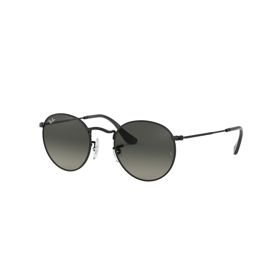 Ray-Ban Round flat lenses RB3447N 002/71 53
