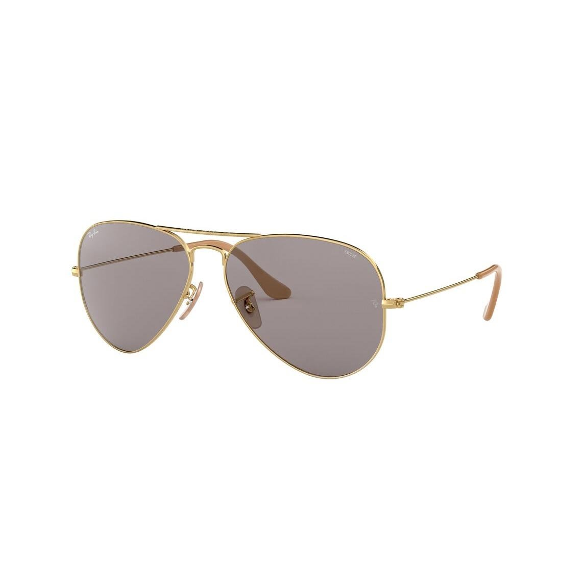 Ray-Ban Aviator Washed Evolve RB3025 9064V8 55