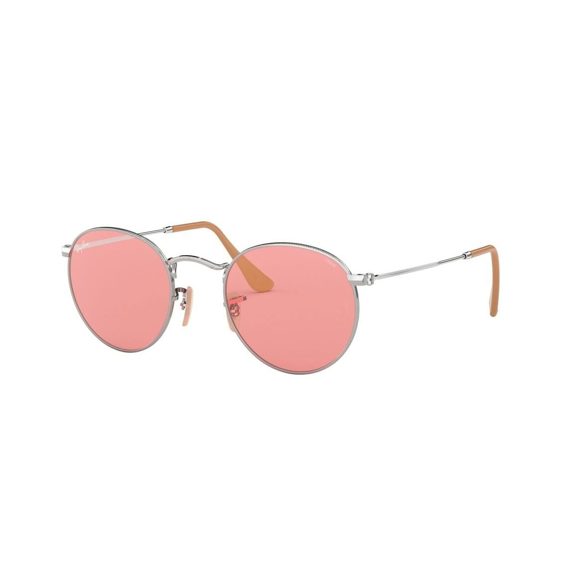 Ray-Ban Round metal RB3447 9065V7 53