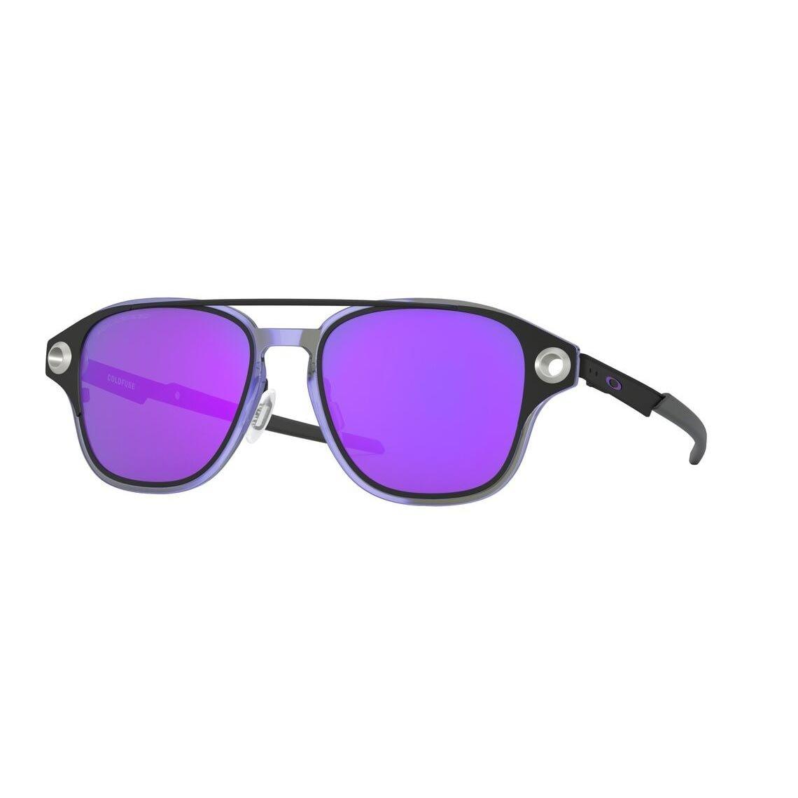Oakley Coldfuse Violet Iridium Polarized OO6042-0652