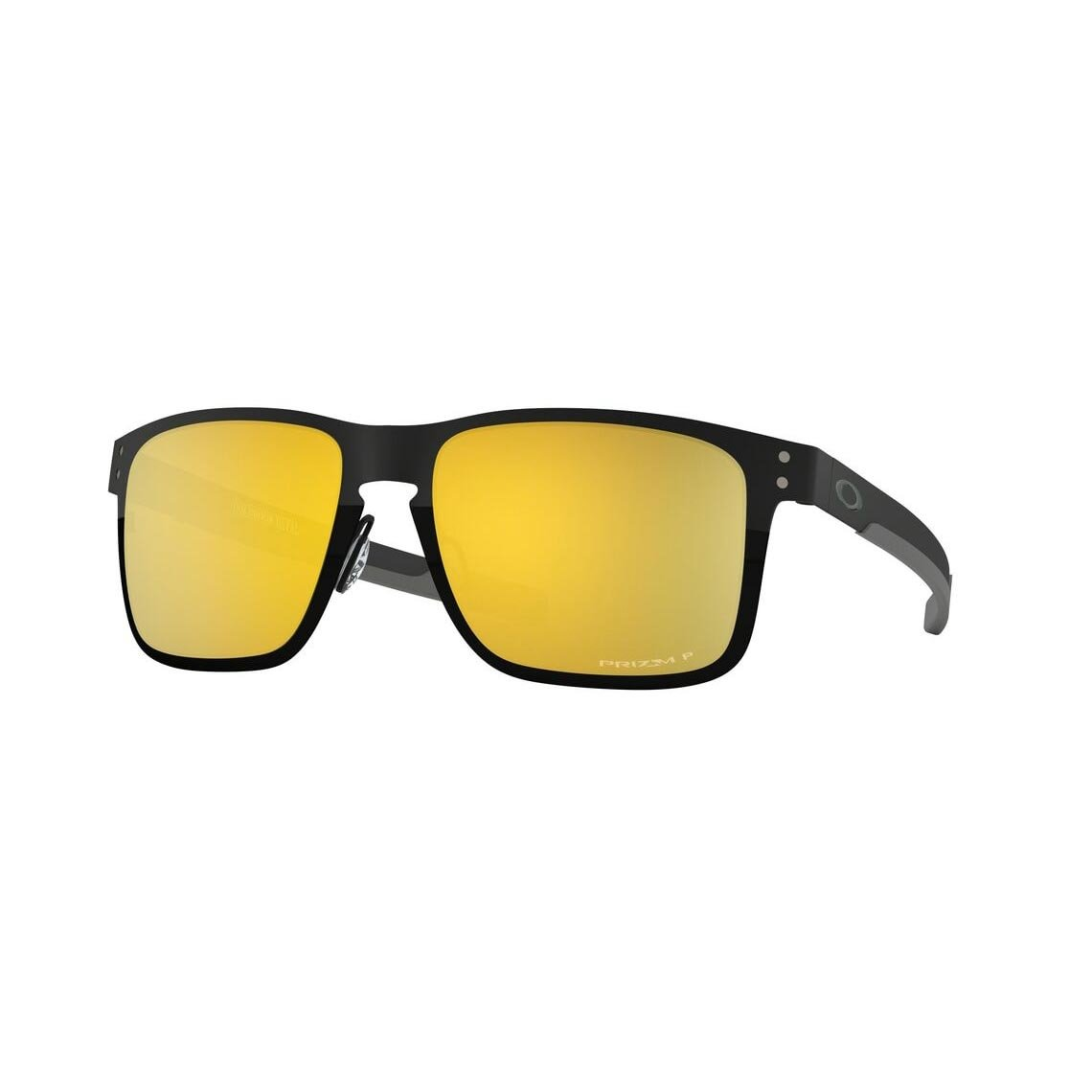 Oakley Holbrook Metal Midnight Collection Prizm 24k Polarized OO4123-2055