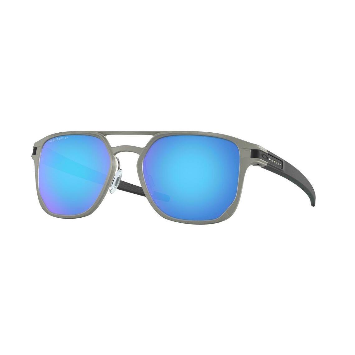 Oakley Latch Alpha Prizm Sapphire Polarized OO4128-0453