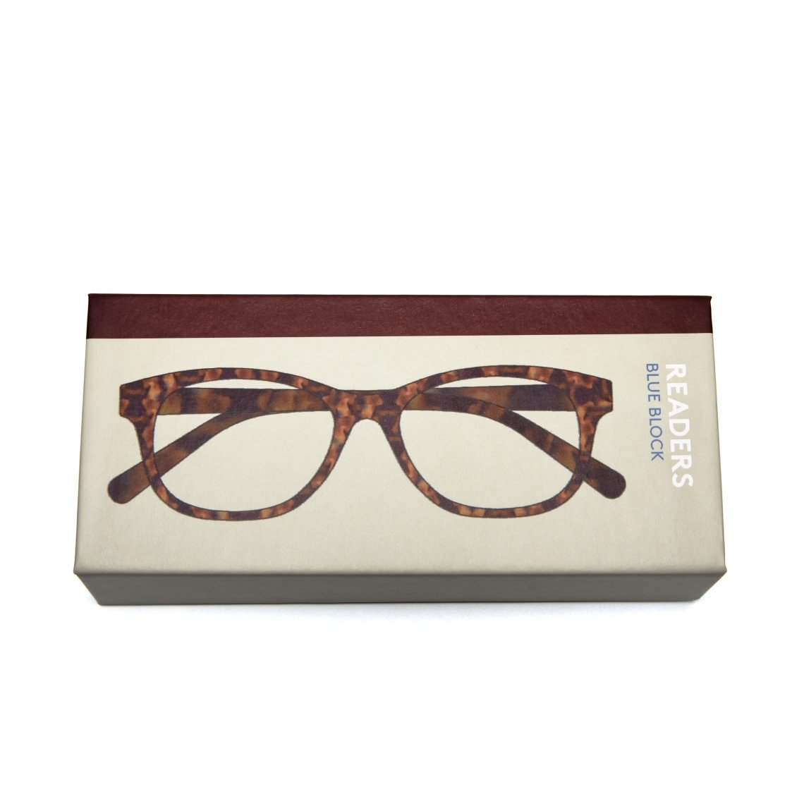 Readers Readers Mini Blue Block Rectangular Tortoise