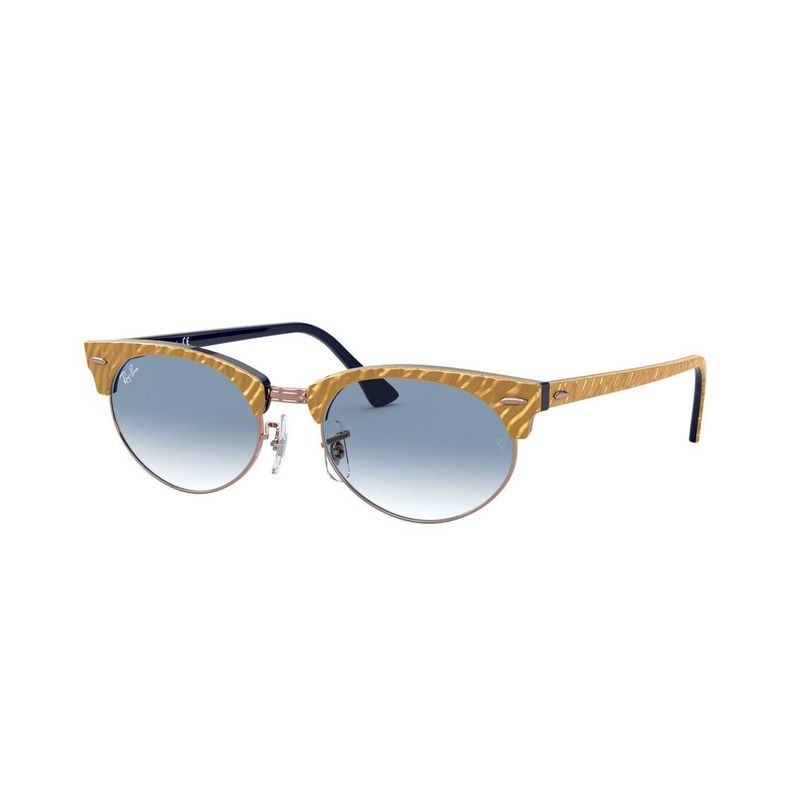 Ray-Ban Clubmaster Oval RB3946 13063F 52