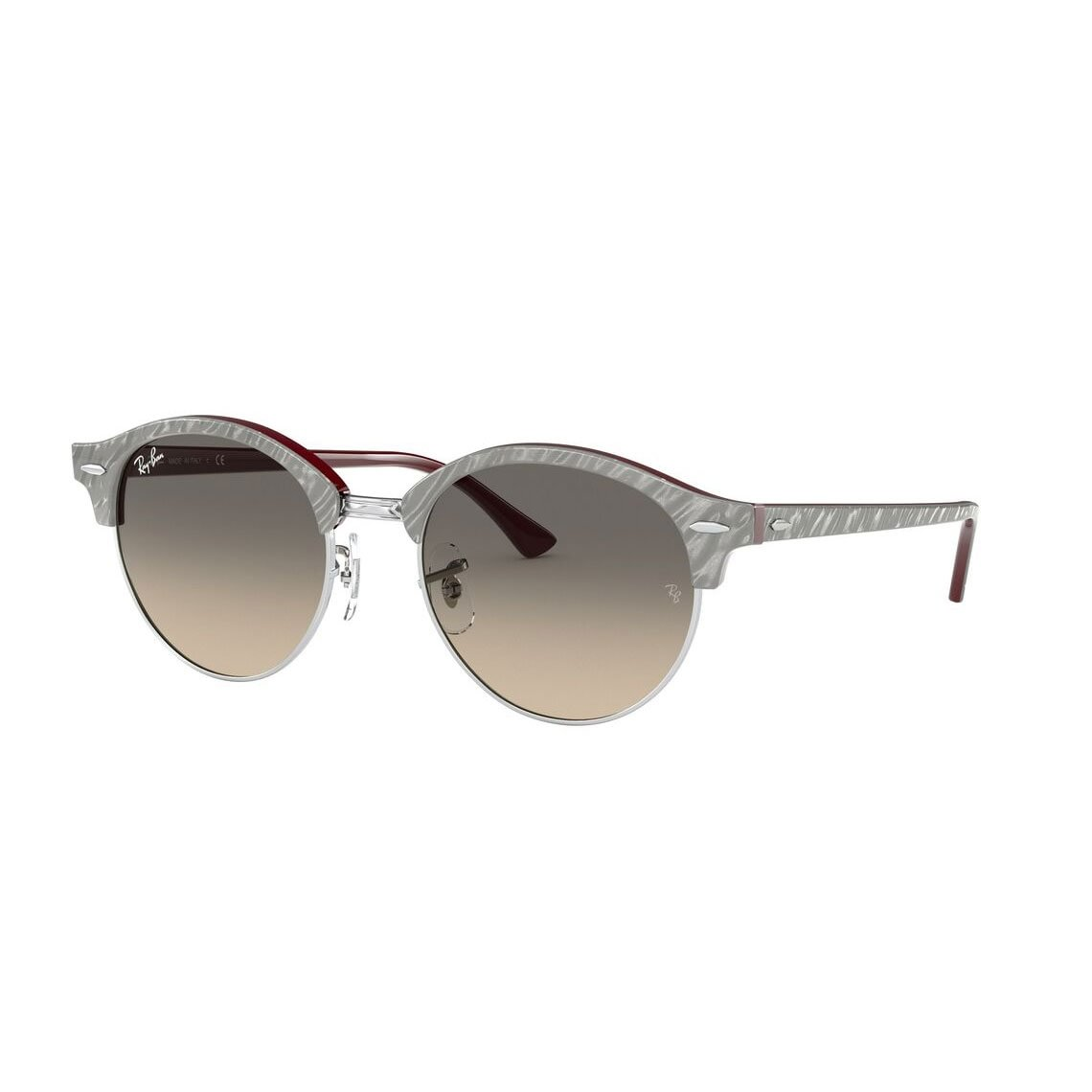 Ray-Ban Clubround Marble RB4246 130732 51