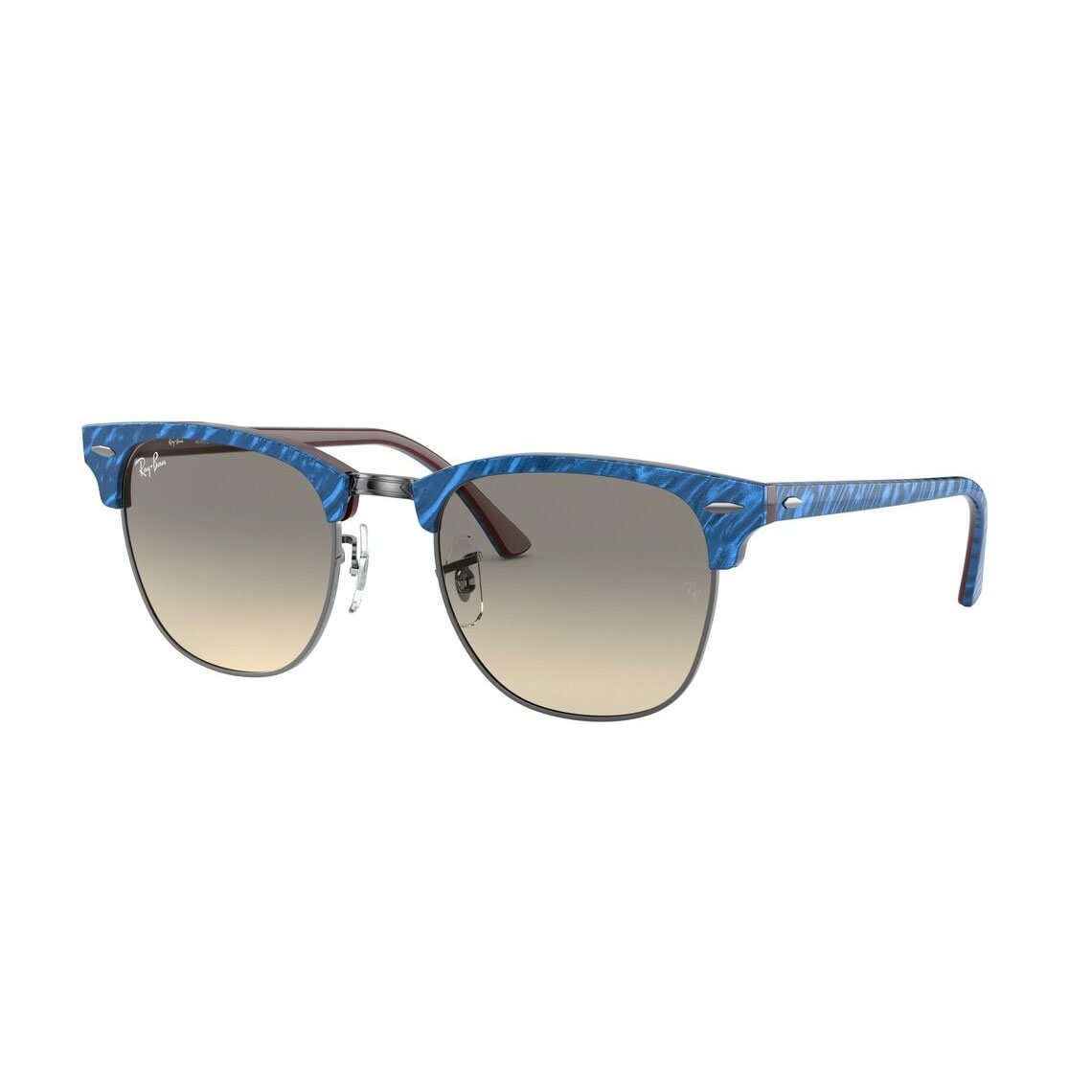 Ray-Ban Clubmaster Marble RB3016 131032 49