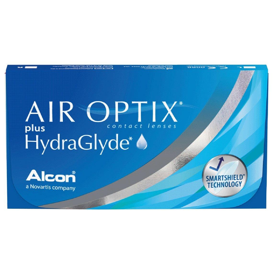 Air Optix Plus Hydraglyde  3 st/box